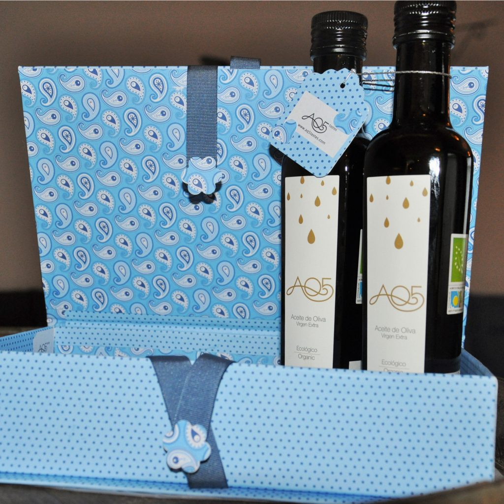 Caja regalo AQ5 Diseños